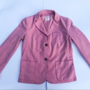 Gap The Academy Blazer in Coral Size 6